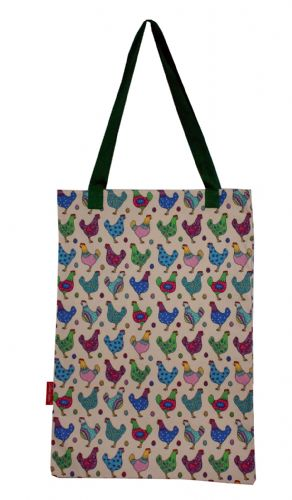 Selina-Jayne Chickens Limited Edition Designer Tote Bag